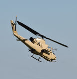 1直升机军事占领抢救 图库摄影
