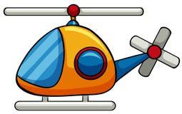 直升机玩具 皇族释放例证