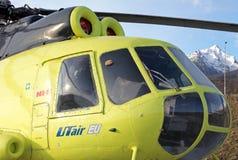 直升机米尔Mi8 图库摄影