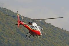 直升机 免版税库存图片