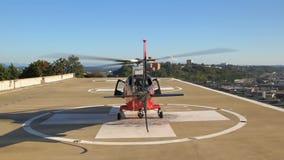 直升机 股票录像