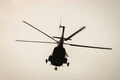 直升机Mi 17或Mi 171 库存图片