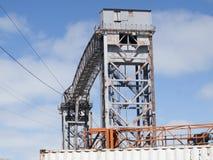升降吊桥 免版税图库摄影