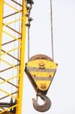 升降机异常分支吊索 库存照片