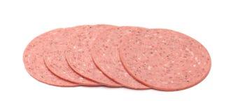 午餐肉 免版税库存图片
