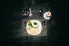 午餐 免版税库存照片