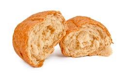 半全麦面包卷 库存图片