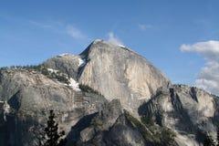 半圆顶岩层 库存照片