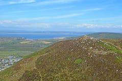 半岛的Gower,威尔士 免版税库存照片