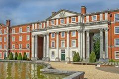 半岛营房的廓尔喀人博物馆,温彻斯特在汉普郡,英国 库存照片