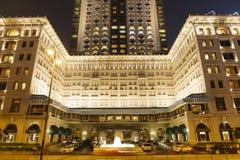 半岛香港 免版税库存图片
