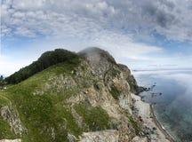 半岛Balyuzek日本海 库存图片