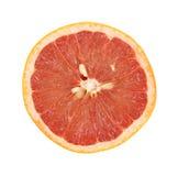 半红色的葡萄柚 免版税库存图片