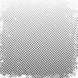 半音小点 单色传染媒介纹理背景为预先压制, DTP,漫画,海报 流行艺术样式模板 向量例证