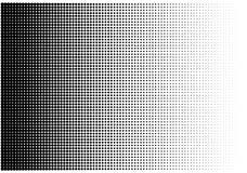 半音样式 可笑的背景 与圈子,小点的被加点的减速火箭的背景 免版税库存图片