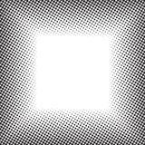 半音框架 库存图片