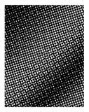 半音模式 免版税图库摄影