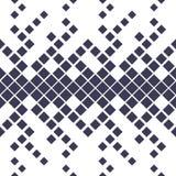 半音紫色金刚石几何梯度样式 免版税库存图片