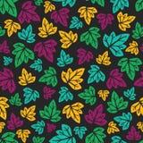 华丽花卉无缝的纹理,传染媒介 库存图片