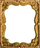 华丽达盖尔银版的框架 免版税库存图片