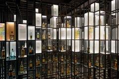 华沙伏特加酒博物馆 免版税库存图片