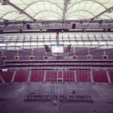 华沙体育场 免版税图库摄影