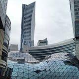 华沙大厦 库存照片