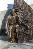 1944年华沙起义的英雄 库存照片