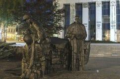 华沙起义1944年 免版税图库摄影