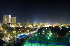 华沙,郊区 库存图片
