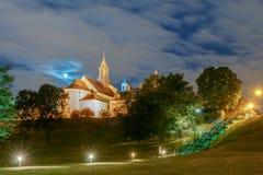 华沙 老教会 图库摄影
