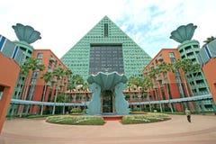 华特・迪士尼世界海豚旅馆 免版税库存图片