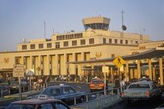 华盛顿国家机场,华盛顿特区, 库存图片