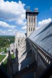 华盛顿国民大教堂 库存照片