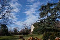 华盛顿国民大教堂 库存图片