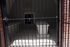华盛顿在芒特弗农的` s坟茔他的波托马克河的银行的家在美国 库存照片
