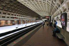 华盛顿地铁 免版税图库摄影