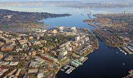 华盛顿大学 免版税库存图片