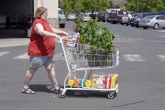 华盛顿州_USA_AMERICAN消费者 图库摄影