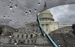 华盛顿新闻 图库摄影