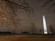 华盛顿方尖碑 免版税库存照片
