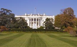 华盛顿特区的白宫 图库摄影