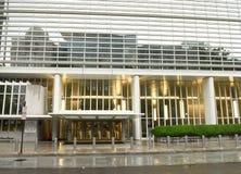 华盛顿特区, - 2018年6月04日:世界银行主楼 图库摄影