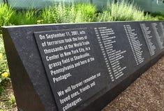 华盛顿特区, - 2018年6月01日:五角大楼纪念热忱对t 库存照片