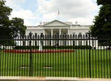 华盛顿特区, - 2018年6月02日:白宫,华盛顿特区 库存照片