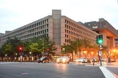 华盛顿特区, - 2018年6月02日:FBI, Investig联邦局 库存图片