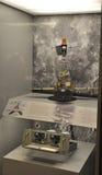 华盛顿特区, 8月5日:卫星别动队员在从华盛顿特区的Smithonian国家宇航博物馆在美国 免版税库存图片