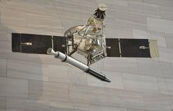 华盛顿特区, 8月5日:卫星在从华盛顿特区的Smithonian国家宇航博物馆在美国 图库摄影