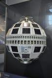 华盛顿特区, 8月5日:卫星Telstar在从华盛顿特区的Smithonian国家宇航博物馆在美国 库存照片