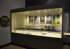 华盛顿特区, 8月5日:在海洋彼岸的飞行起点在从华盛顿特区的Smithonian国家宇航博物馆在美国 免版税图库摄影